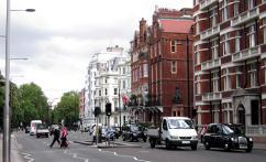 Carrer de Londres