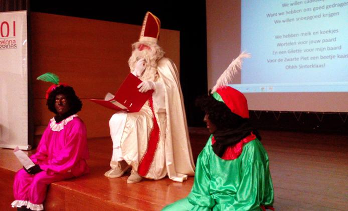 Sinterklaasfeest de 2014