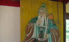 门神 (el dios de la entrada)