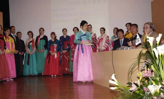 Oratory competition (2012)