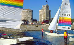 Regatta in La Rochelle