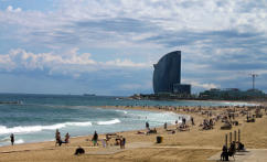 The Barceloneta