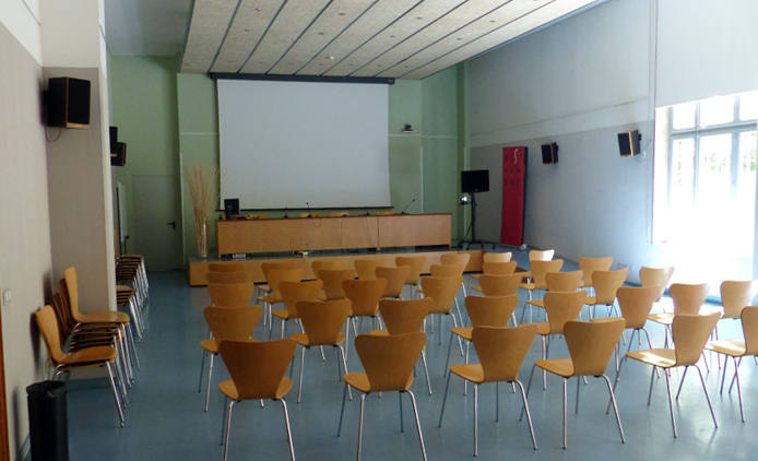 Lecture Hall, annexed building (av. Drassanes 3)