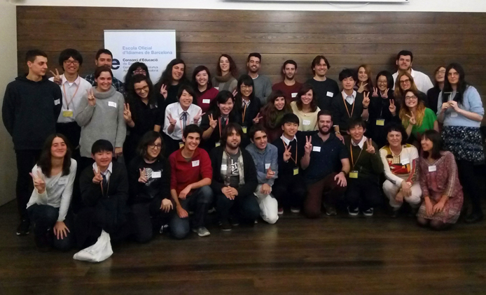 3rd exchange days with the students from the Miyakojima Industrial Institute in Osaka