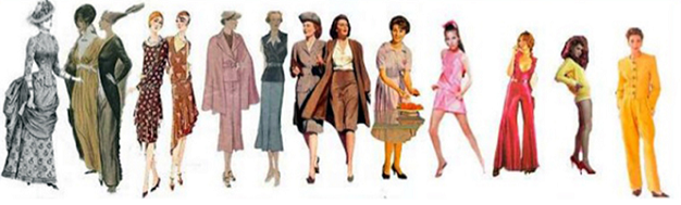 984d998454fe Barbara Labella, esperta di moda e tendenze socio-culturali, attraverso  questa conferenza illustrerà la trasformazione dei costumi e stili di vita  dal XX ...